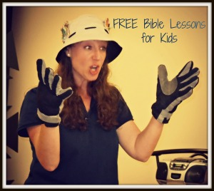 bible lessonsfor kids