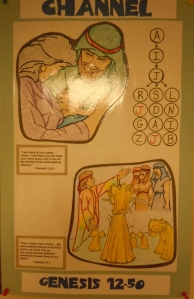 Joseph Object Lesson