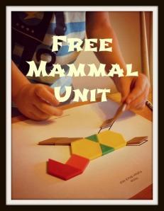 free mammal unit