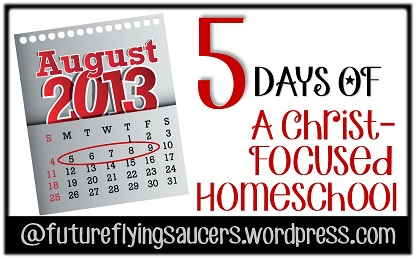 Christ-focused homeschool parenting