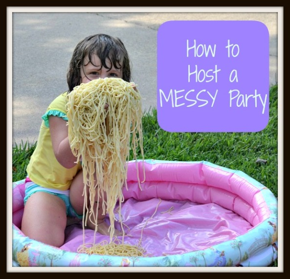 sumer messy party